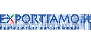 Logo Exportiamo